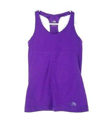 The North Look Womens Size Small Activewear Tank Top VaporWick Purple Nylon