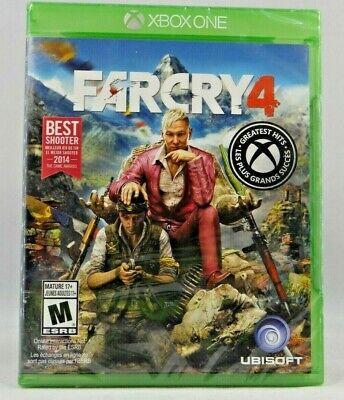 Far Cry 4 (Microsoft Xbox One, 2014) New sealed ! comprar usado  Enviando para Brazil