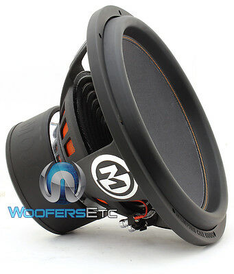 """MEMPHIS MOJOX15Q1 SUB 15"""" QUAD 1 OHM SUBWOOFER 4400W MAX BASS CAR SPEAKER NEW for sale  Shipping to India"""