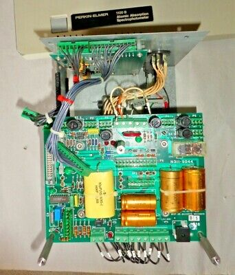Perkin Elmer Atomic Absorption Spectrometer 1100b Pcb3-1 Power Supply 393.01- 41
