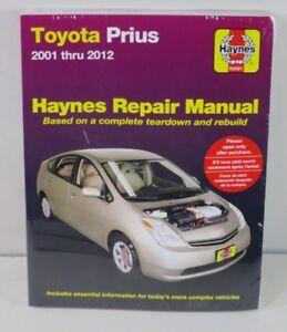 toyota prius repair manual ebay rh ebay com Prius Manual Transmission Prius Manual PDF