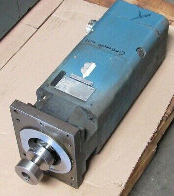 Cincinnati Milacron Permanent Magnet Motor 1-605-4843 1 Hu3074-0ac01-z Y Axis