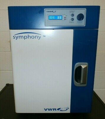 Vwr Symphony Gravity Convection General Incubator 414004-610 Tested Working