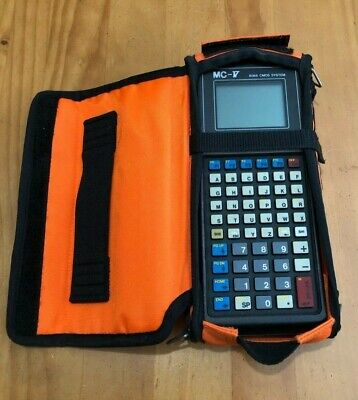 Corvallis Microteechnology Cmt 8088 Cmos Mc-v Survey Data Collector 1500 Msrp
