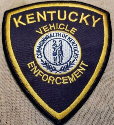 KY Kentucky State Vehicle Enforcement Patch