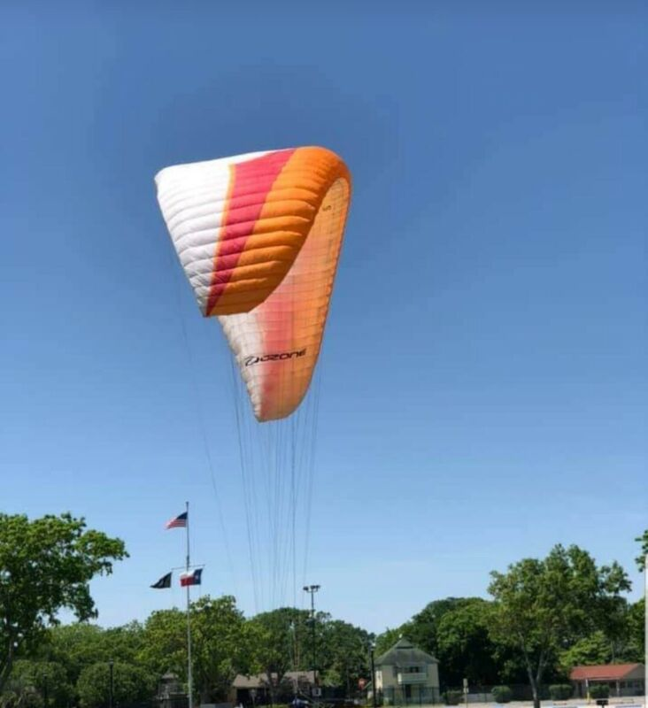 Ozone Swift Medium Paraglider for Kiting or flying (ultra light)