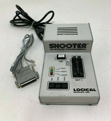 Logical Devices Shooter Prompro Series Eeeprom Programmer