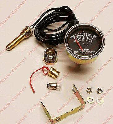 New Temperature Gauge For Allis Chalmers B C Ca G Wc Wd Wd45 Temp