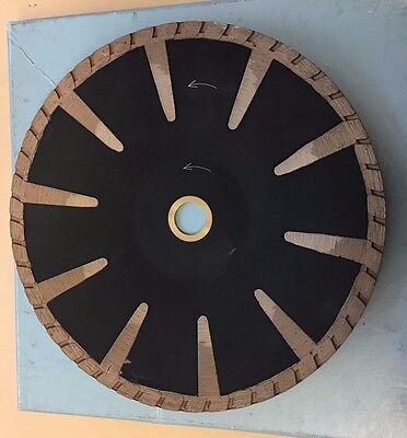 5'' Turbo Dish Contour Diamond Blade Diamond Contour Blade