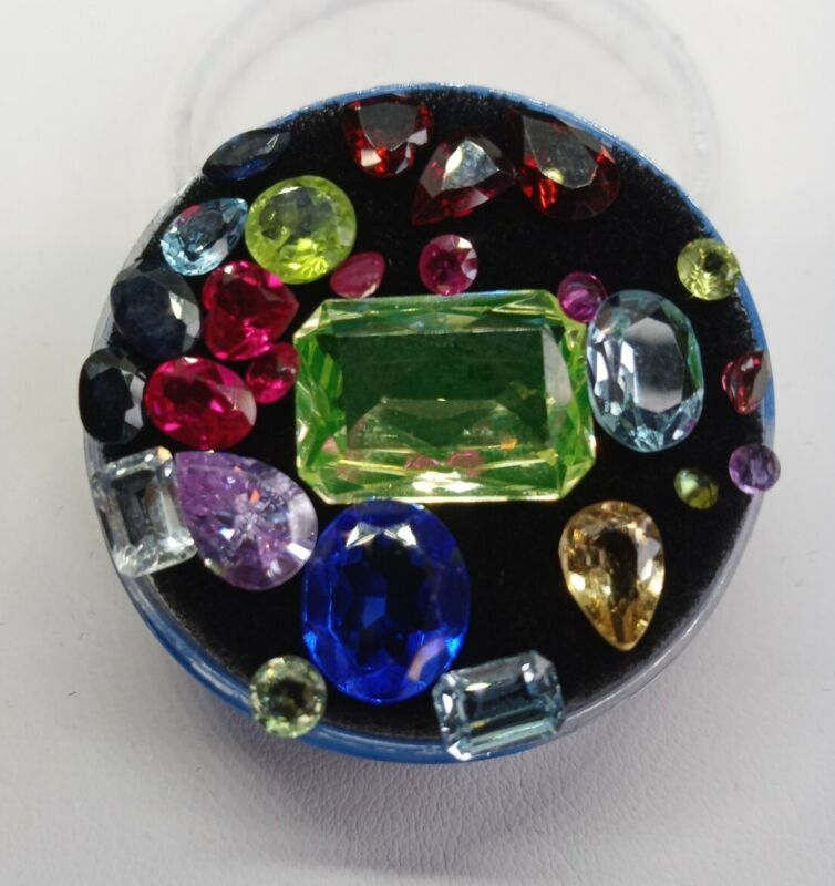 Estate Find 26pc Mixed Gemstone Parcel. Mixed sizes and shapes.  40.70cts  G06