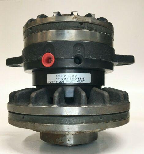 "NEXEN 828900 Clutch Brake Pilot Mount 1"" Shaft LWCB"