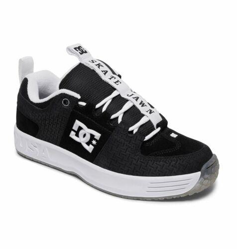 DC Shoes X Skate Jawn Lynx OG Black/Grey/White - ADYS100532