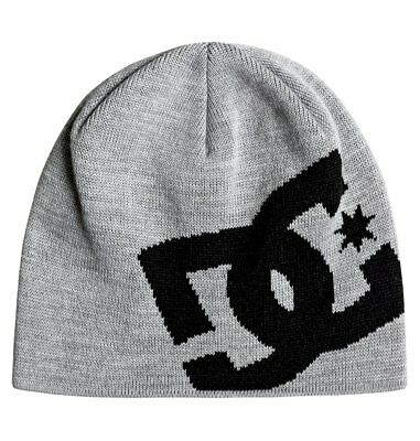 Dc Shoes Big Star Mütze Grau Heide Erwachsene 102812 Knfh Dc Shoes Big Star