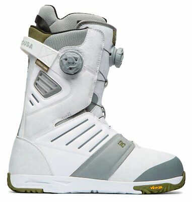 DC Judge Snowboard Boots Mens 2020 White