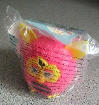 McDonalds Happy Meal Toy 2013 FURBY Boom Pink Girl