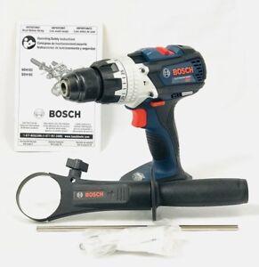 Bosch HDH183B 18V EC Brushless Hammer Drill/Driver UPGRADE OF HDH181X Bare Tool