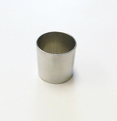 """2"""" Dental Casting Ring Casting Flask Jewelry & Dental Laboratory 2""""x2"""" Stainless"""