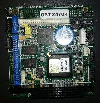 Pc104cpu Replacementt Series Without Dom For Teledyne N2o Analyser Model T320