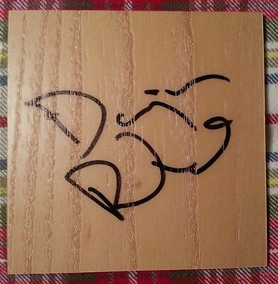 Damjan Rudež Minnesota Timberwolves Signed  / Autographed Mini Floorboard