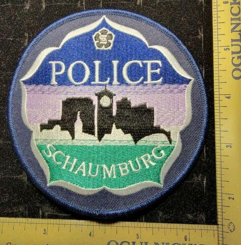 Schaumburg Police Department Officer Patch