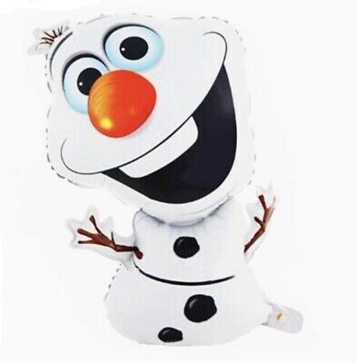"Frozen Party Balloons (Olaf 28"" Balloon Birthday Party Decorations)"