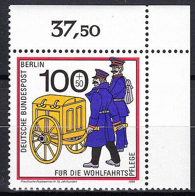 Berlin 1989 Mi. Nr. 854 Eckrand Postfrisch (24008)