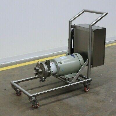 Fristam Fzx2150 Sanitary Liquid Ring Pump
