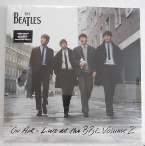 The Beatles, 'On Air - Live at The BBC Volume 2' (2013), Apple #3750506, Mono LP