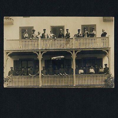 Schweiz LINTHAL Glarus / Deutsche Soldaten / Erster Weltkrieg * Foto-AK um 1915
