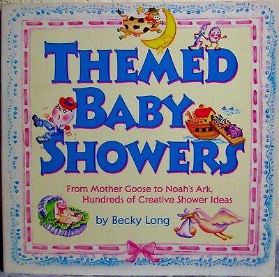 Baby Shower Theme Ideas (