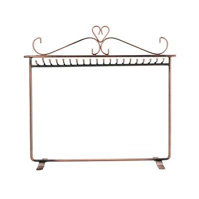 Bronze Necklace Jewelry Display Earring Stud Rack Stand Holder Hot Sale Cheap
