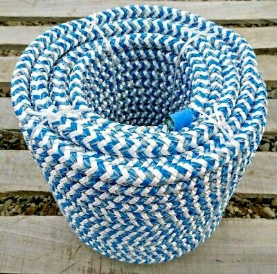 12 X 100 Strongest Arborist Bull Rope Tree Rigging Double Carrier Braided