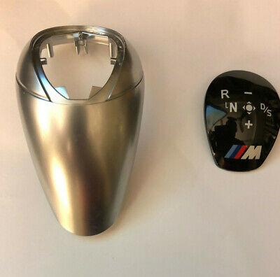 OEM BMW M2 M3 M4 M5 M6 X5M X6M Shift Selector Lever Knob Trim 61317846765