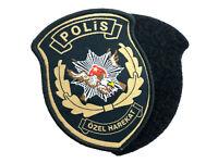 SCHWEDEN RSAT Team SEK SWAT POLIS Polizei Abzeichen SWEDEN Police Patch Uppsala