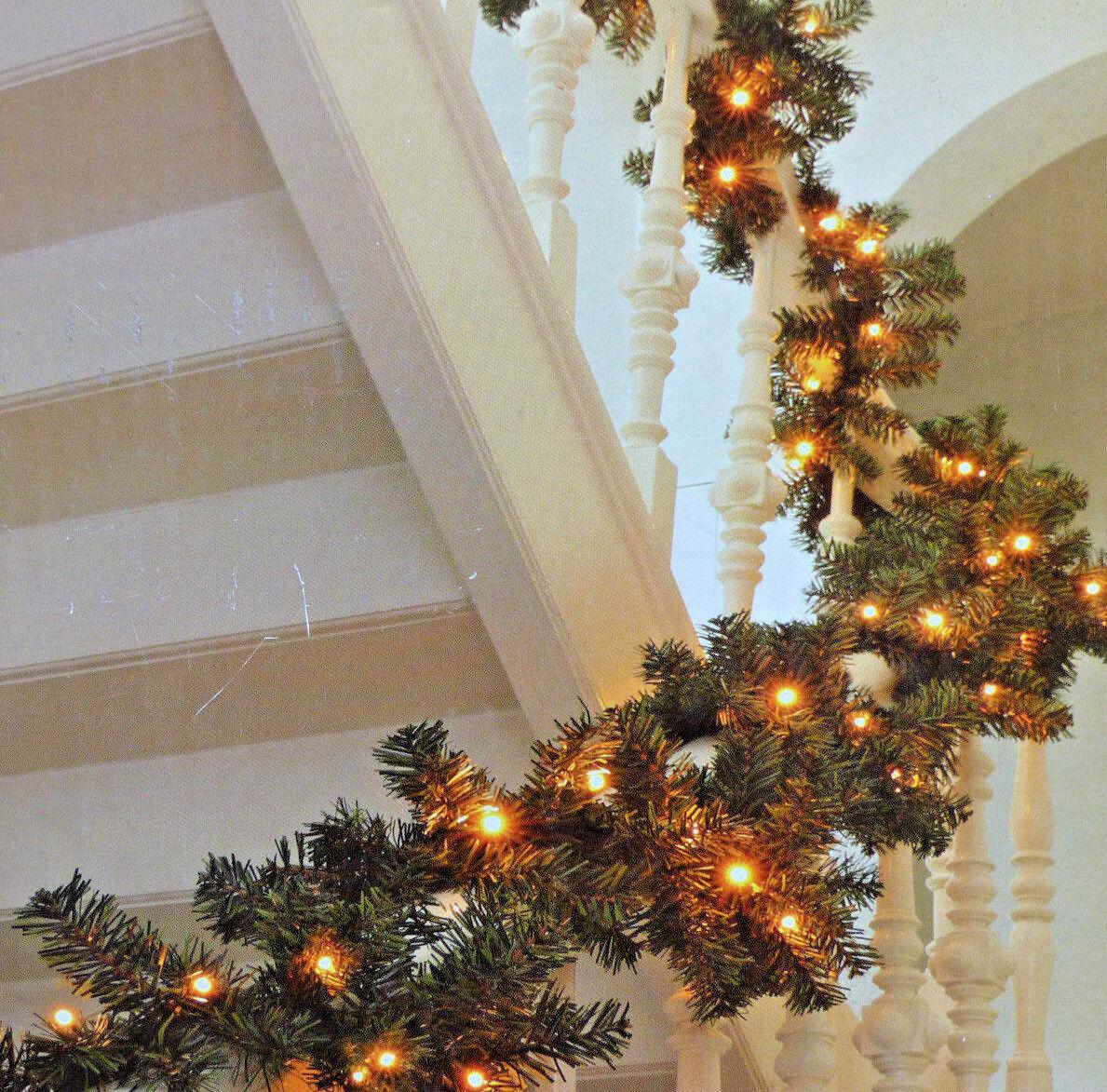 Weihnachtsdeko Innenbereich.Wimpelkette Kunststoff Bunt 10 M Meter Innen Außen