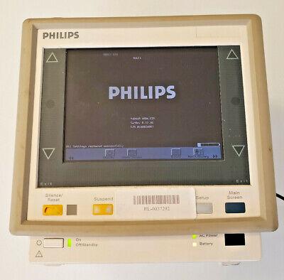 Philips Agilent M3046a Patient Monitor