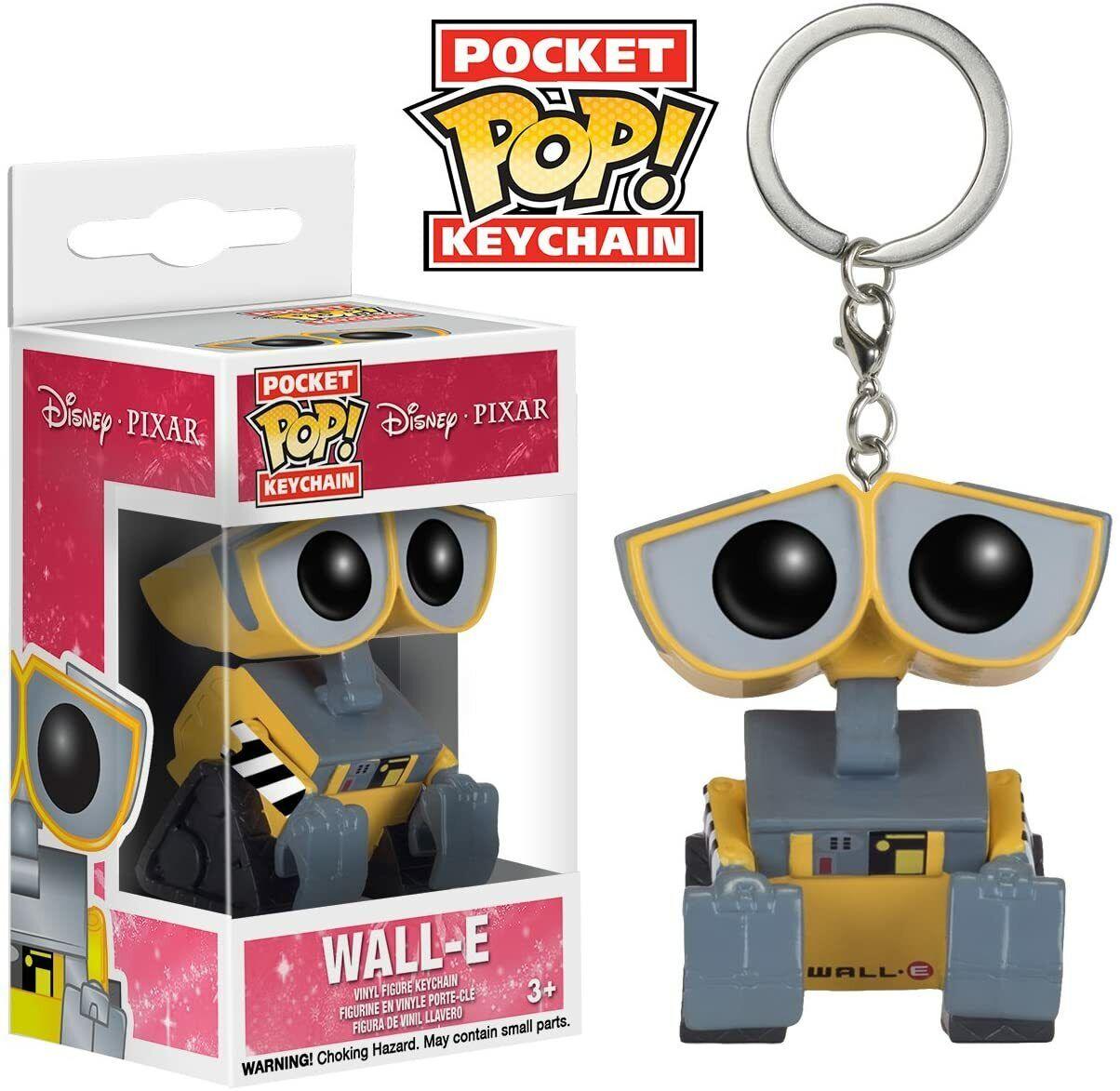 Funko Pocket POP Keychain: Disney - EVE Action Figure