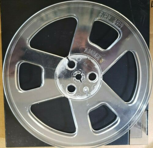 """Rare Empty 7"""" Reel to Reel take up reels. Nice looking on your machine."""