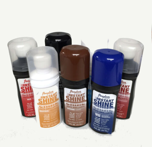 Angelus Instant Shine Liquid Shoe Polish