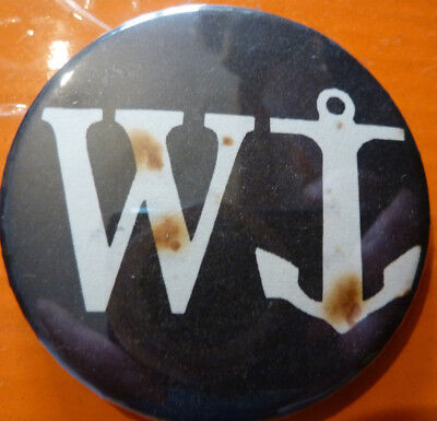 """W ANCHOR"""" VINTAGE 1970s /1980s Badge 2 ½  """""""