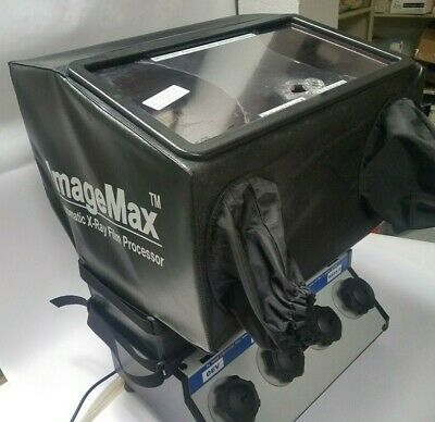 Imagemax Film Processor Dental X-ray Processor Developer Unit Daylight Loader