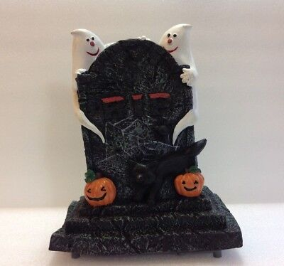 Musical Animated Halloween Motion Activated Laughing Tombstone By DanDee - Musical Halloween Activities