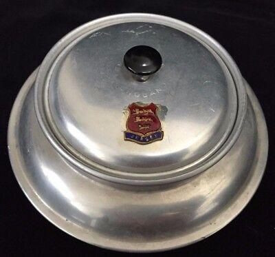 Eve-Ware England, Jersey Emblem, Military Tin, 3 Pieces, Reg Design (RF290)