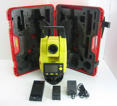 Leica Builder R200m Theodolite For Surveying With One Month Warranty
