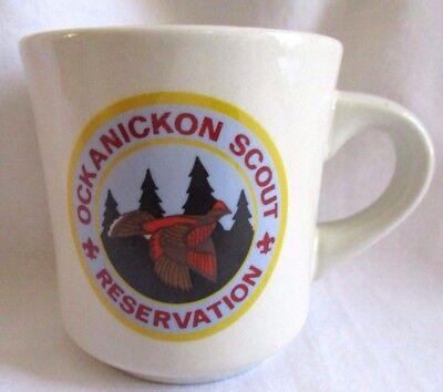 Ockanickon Scout Reservation Mug Bucks County PA BSA