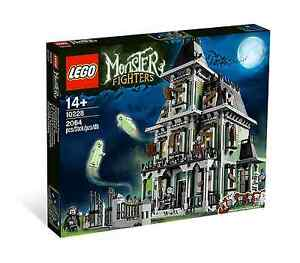 Hard to Find Lego 10228 Haunted House Killara Ku-ring-gai Area Preview