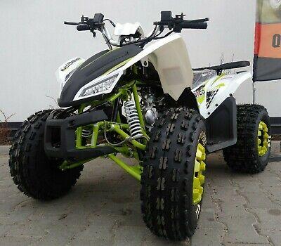 BENYCO GECON KINDERQUAD 125ccm 4-Takt Benzin QUAD POCKETBIKE MOTOCROSS ATV na sprzedaż  Wysyłka do Poland
