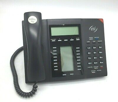 Esi 60 Abp Digital Business Phone For Esi Commservers 50 100 200 600 Systems