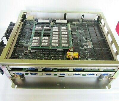 Yasnac Yaskawa Rx6 L106 Robot Controller Main Computer Assembly Jancd-cp06-04