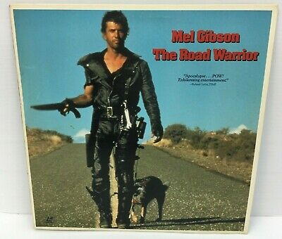 Mad Max 2 The Road Warrior (1981) [11181] Laserdisc Not A